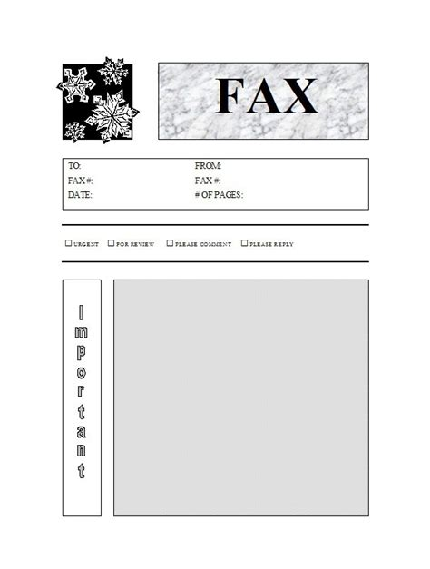 template of fax cover sheet 40 printable fax cover sheet templates template lab