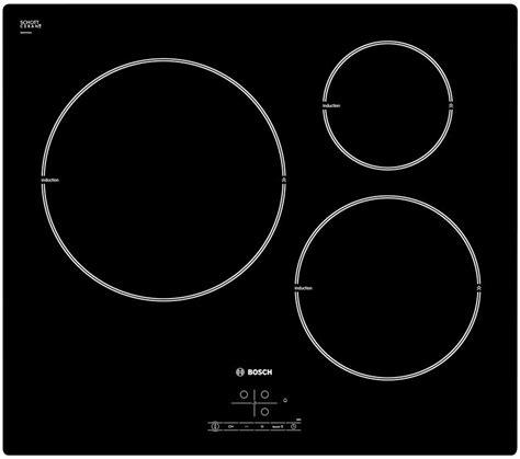 Bosch Induction Cooktop User Manual - bosch induction cooktop pil611b18e appliances