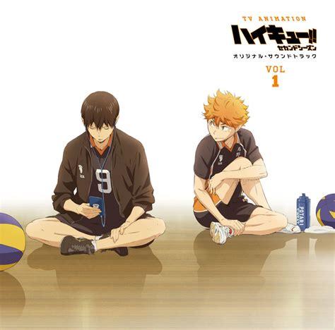 8 Anime Tv by Tv Anime Quot Haikyū Second Season Quot Original Soundtrack Vol 1
