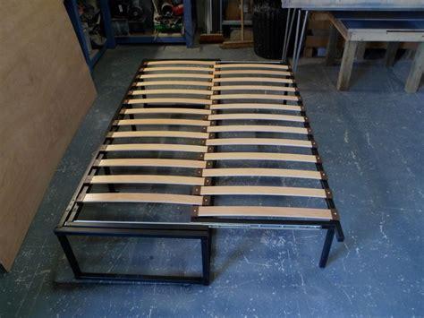 Cek Sofa Bed cervan cer motorhome side sliding bed seat not rock n roll rv cer storage and cargo