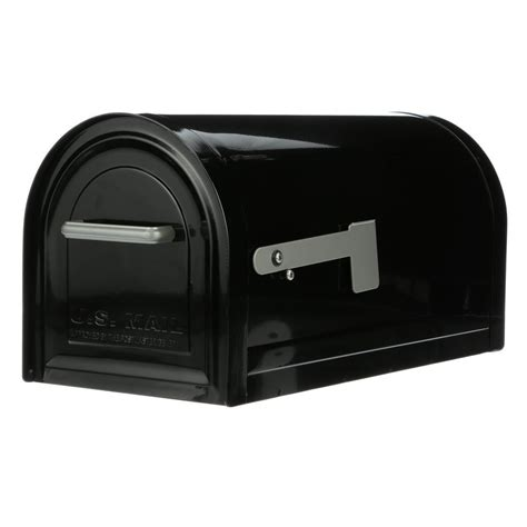gibraltar mailboxes reliant locking post mount mailbox in