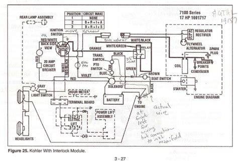 simplicity 7117 wiring schematic simplicity landlord
