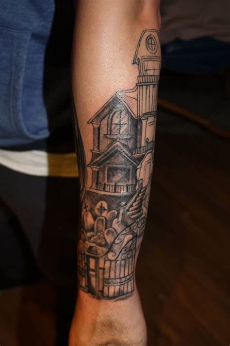 graveyard tattoos designs 17 best ideas about graveyard on mirror