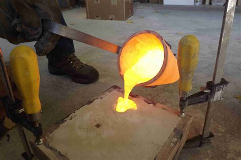 pattern making tools in casting greensand casting