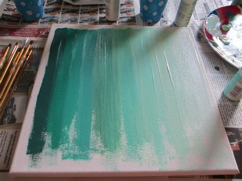watercolor ombre tutorial ombre art diy two delighted tutorial for making