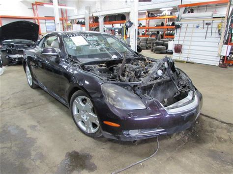 glassmear by tom autopart parting out 2006 lexus sc430 stock 170194 tom s