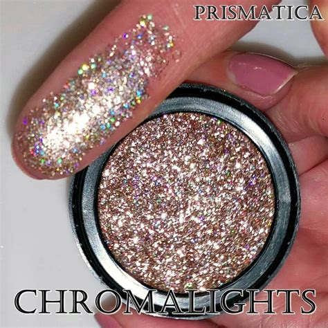 Mba Comsetics by Glitter Prensado Mba Cosmetics Chromalights Mba
