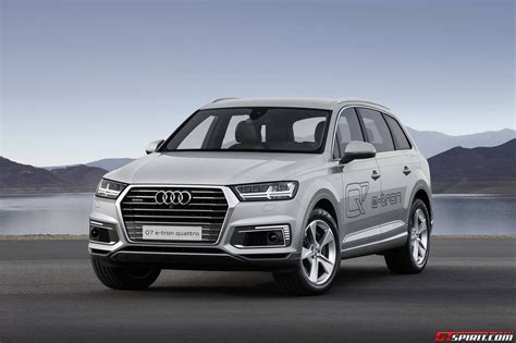Audi Qs7 by Official 2016 Audi Q7 Tfsi E Gtspirit