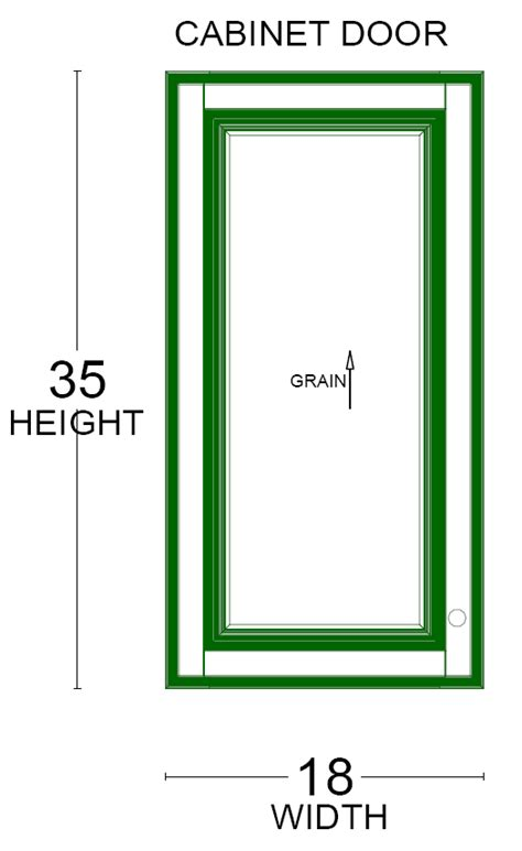 Measuring Doors Based On Old Hinges Measuring Cabinet Doors