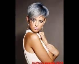 coupe de cheveux femme court effil 233