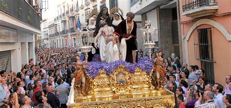 imagenes lunes santo sevilla lunes santo en sevilla el 250 nico paso de la cofrad 237 a d