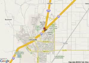 where is fairfield california on the map map of fairfield inn vacaville vacaville