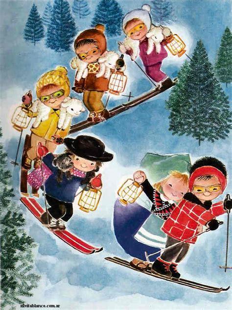 imagenes navideñas retro navidad