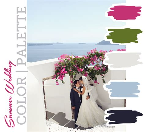 europe house color palette summer wedding color palette
