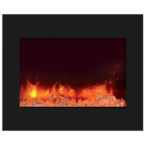 amantii 39 zecl 4134 bg zero clearance electric fireplace