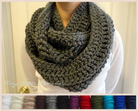 infinity scarf pattern knit youtube my crochet part 321