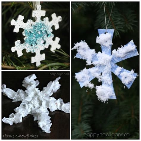 Paper Snowflakes For Preschoolers - 25 snowflake crafts activities and treats happy hooligans