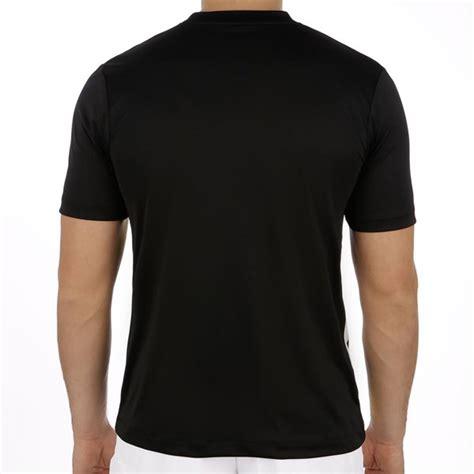 Kaos Polos Model Polo Shirt Hitam kaos polos hitam services by cv mega perkasa media