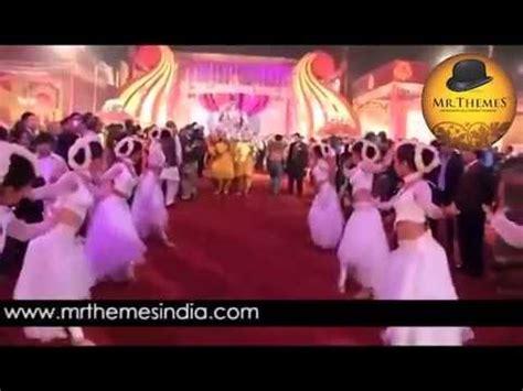 Wedding Jaimala Concept by Apsara Act Jaimala Varmala Theme Entry
