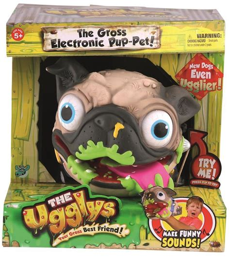 ugglys pug electronic pet the ugglys pug electronic pet uk