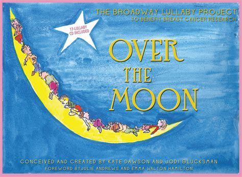 moon songs books the moon the broadway lullaby project shop with