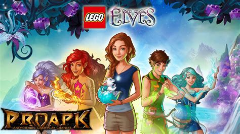 elves in a coloring and puzzle solving adventure for all ages books lego elves adventures in elvendale gameplay ios android