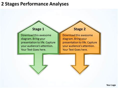Subway Business Plan Template 2 Stages Performance Analyses Subway Business Plan