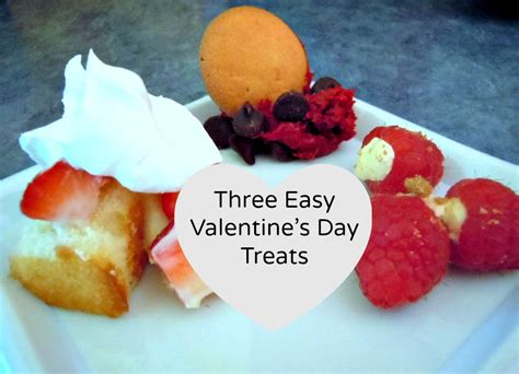 easy day desserts three easy and delish s day desserts