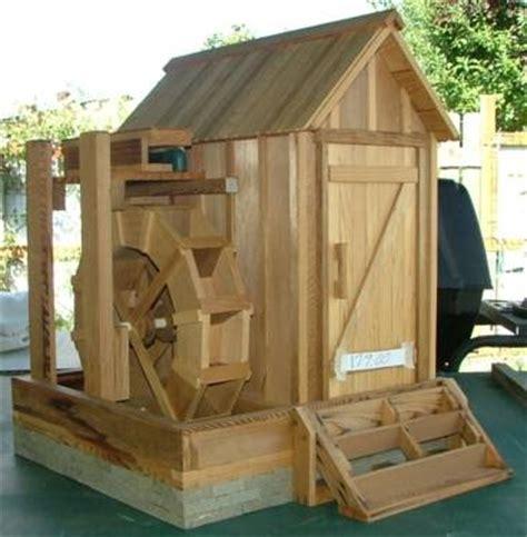 backyard water wheel water wheel and mill house gardening pinterest