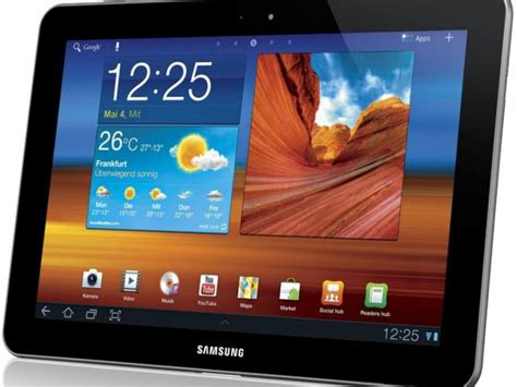 Samsung Galaxy Tab 1 P7500 samsung galaxy tab 10 1 gt p7500 upgrade to official