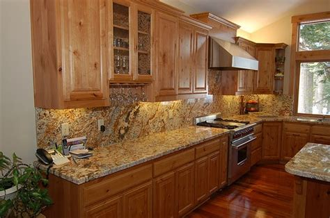 Alder Wood Kitchen Cabinets Pictures by Kitchen Trends Knotty Alder Kitchen Cabinets