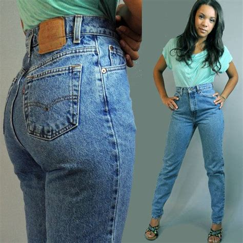 62 best vintage ladies pants images on pinterest fashion 25 best ideas about vintage high waisted jeans on