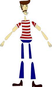 cut out character template free pictures character 281 images found