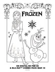 Frozen ana free coloring pages is it for parties is it free is