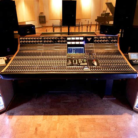 recording mixing console consoles mixers vintage king audio