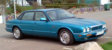books on how cars work 1995 jaguar xj series user handbook file jaguar xj sport 1995 aquamarine jpg wikimedia commons