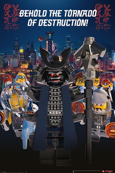 Plakat Lego by Lego Ninjago Garmadon Plak 225 T Obraz