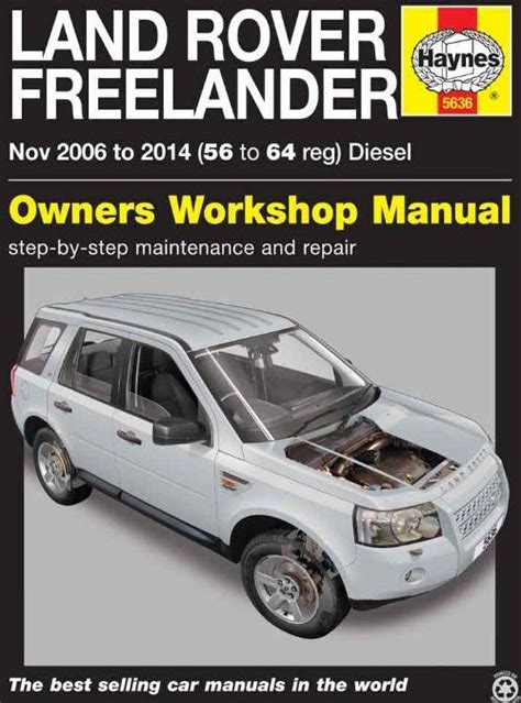 service manual 2010 land rover freelander owners repair manual guides and manuals pdf