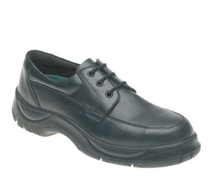 himalayan leather wide grip non safety shoe s311