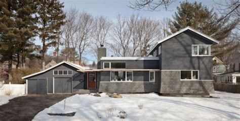 1960s maine ranch renovation is leed platinum candidate