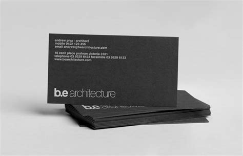 architectural business cards b e architecture business card design inspiration card