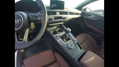 vehicle repair manual 1991 audi 80 transmission control 2018 audi a4 manual quattro youtube