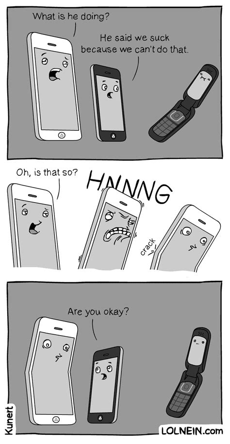 Flip Phone Meme - smart phones vs flip phones comic weknowmemes