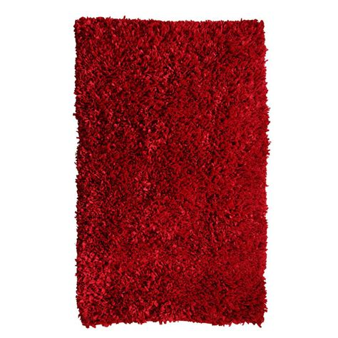 comfy rugs chesapeake merchandising comfy shag 5 ft x 7 ft area rug 79105 the home depot
