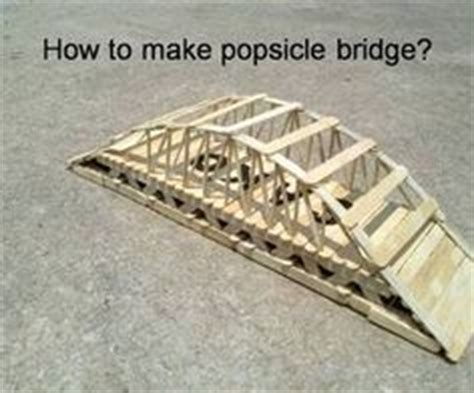 how to make a wooden bridge 10 diy popsicle stick bridge designs and tutorials
