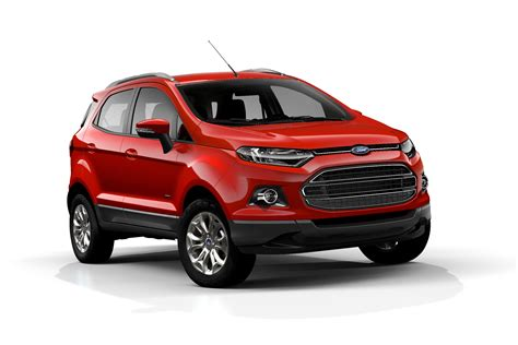 suv ford 2013 ford ecosport suv makes debut in paris