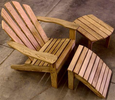 Norm Abrams Adirondack Chair by Adirondack Trio