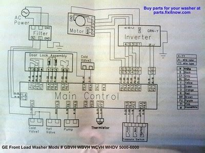 washing machine door lock wiring diagram 40 wiring