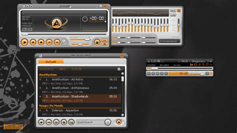 best mp3 player os x aimp free music player