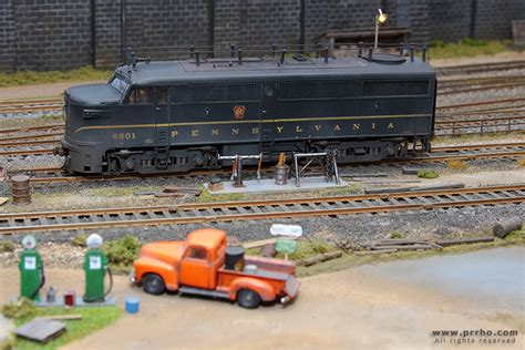 alco fa  af class prrhocom model trains
